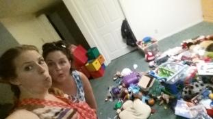 big pile of purge